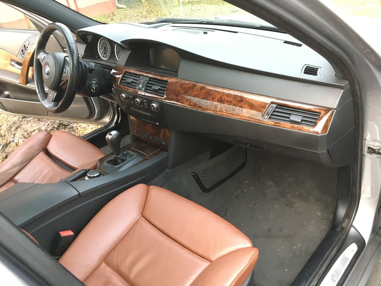 BMW alkatrészek - BMW E61 530XD-2 - Carbon Car Center Kft. Békéscsaba 002
