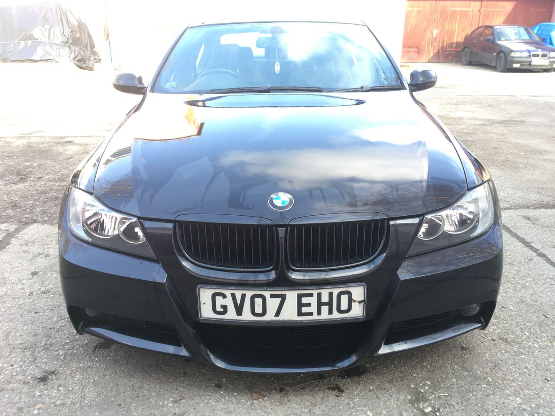 BMW alkatrészek - BMW E90 320D OL - Motorháztető, lámpák - Carbon Car Center Kft. Békéscsaba 004