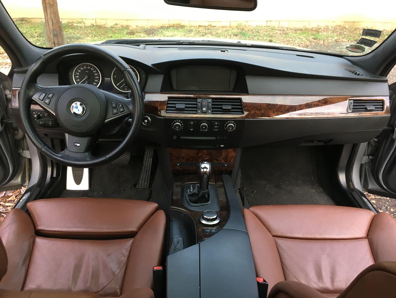 BMW alkatrészek - BMW E61 530XD-2 - Carbon Car Center Kft. Békéscsaba 004