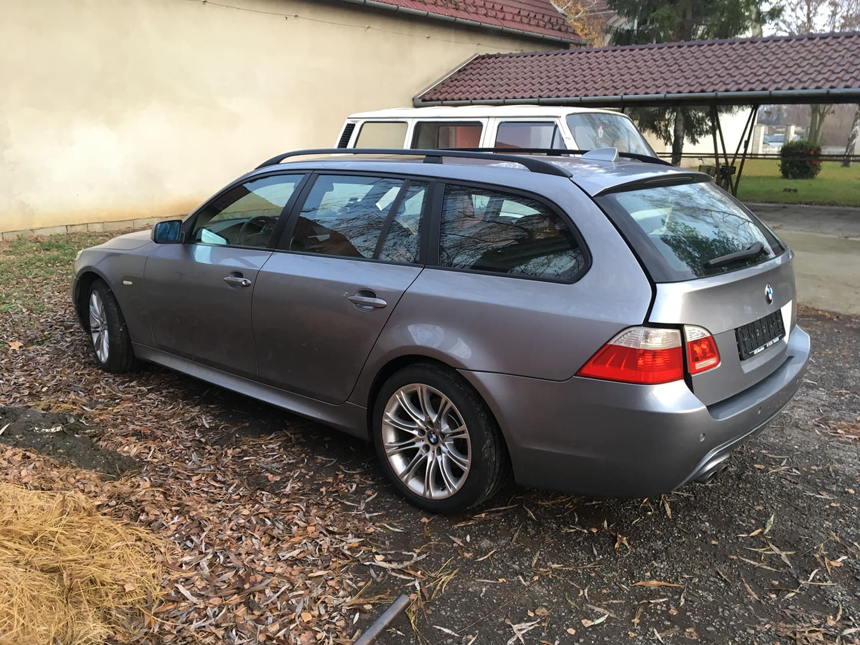BMW alkatrészek - BMW E61 530XD-2 - Carbon Car Center Kft. Békéscsaba 005