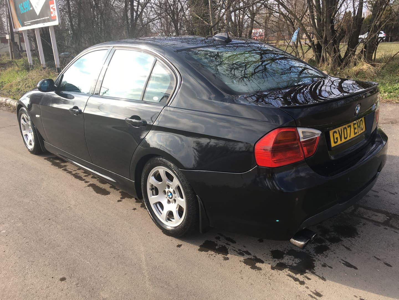 BMW alkatrészek - BMW E90 320D OL - Carbon Car Center Kft. Békéscsaba 012