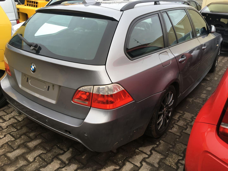 BMW alkatrészek - BMW E61 530XD - Carbon Car Center Kft. Békéscsaba 005
