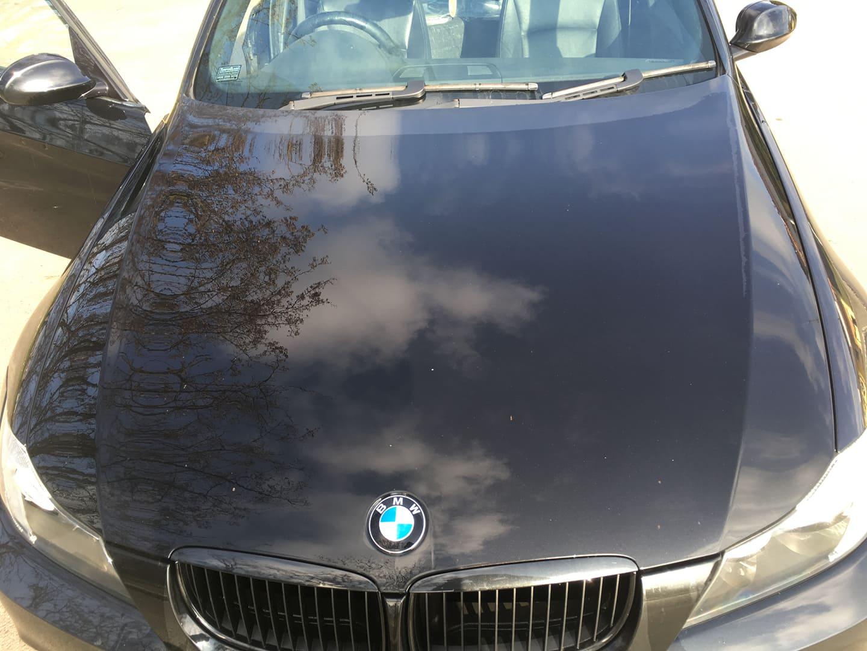 BMW alkatrészek - BMW E90 320D OL - Motorháztető - Carbon Car Center Kft. Békéscsaba 014