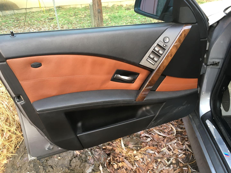 BMW alkatrészek - BMW E61 530XD-2 - Bal ajtó - Carbon Car Center Kft. Békéscsaba 009
