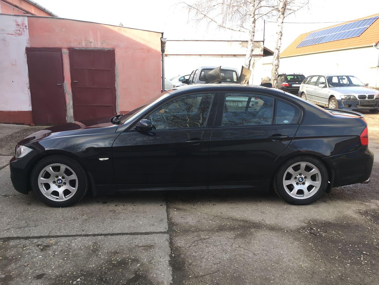 BMW alkatrészek - BMW E90 320D OL - Carbon Car Center Kft. Békéscsaba 017
