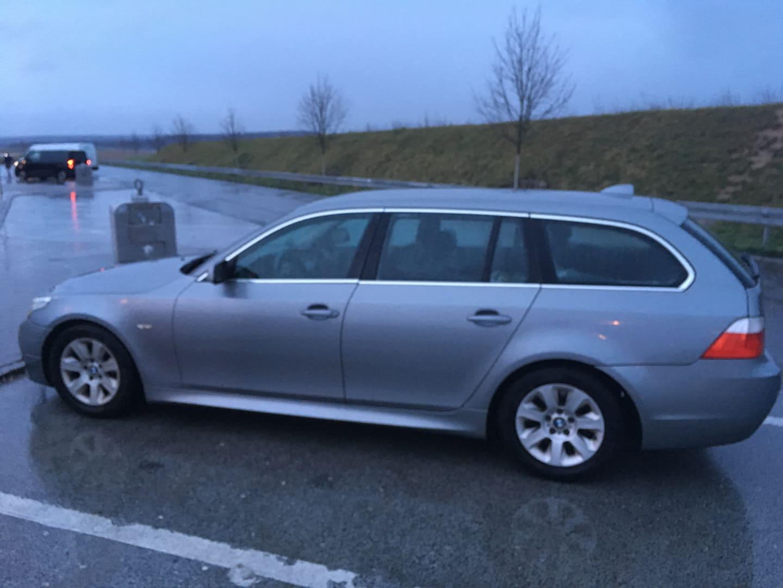 BMW alkatrészek - BMW E61 530D - Carbon Car Center Kft. Békéscsaba 005