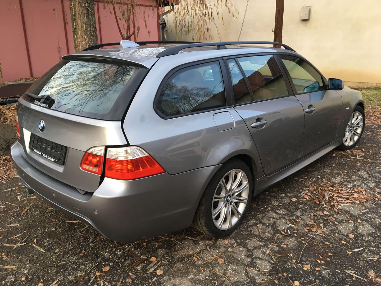 BMW alkatrészek - BMW E61 530XD-2 - Carbon Car Center Kft. Békéscsaba 013