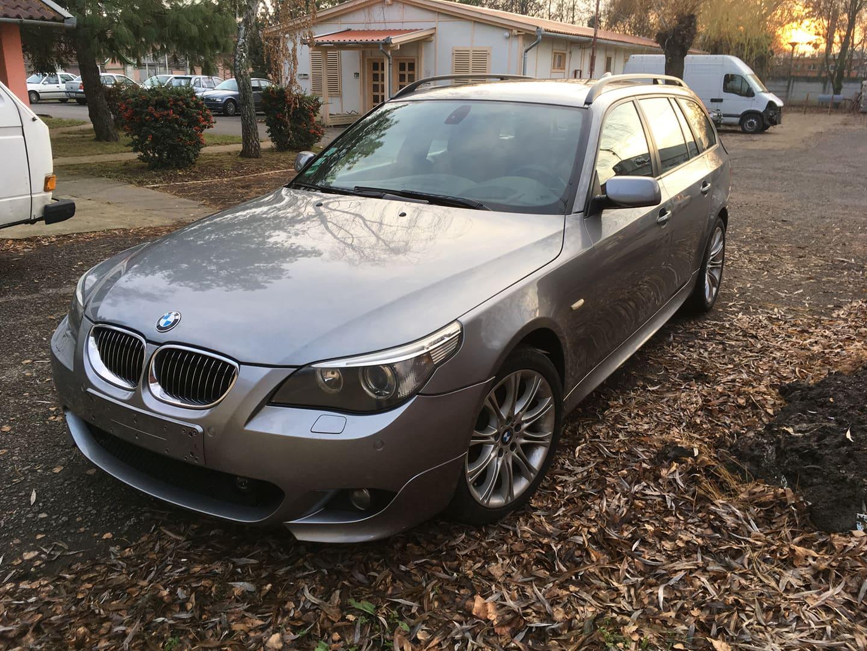 BMW alkatrészek - BMW E61 530XD-2 - Carbon Car Center Kft. Békéscsaba 017