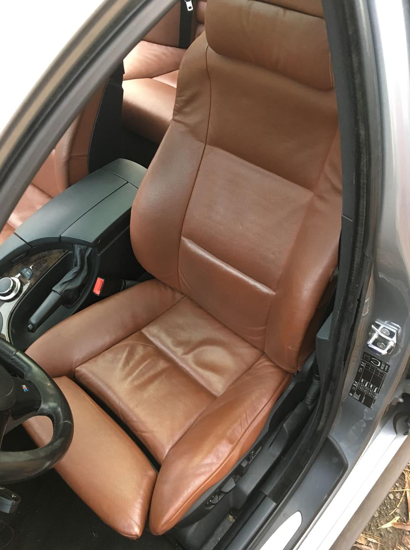BMW alkatrészek - BMW E61 530XD-2 - Ülés - Carbon Car Center Kft. Békéscsaba 018
