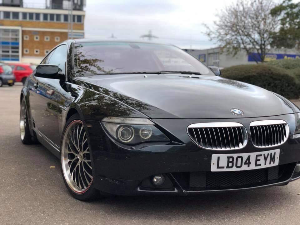 BMW alkatrészek - BMW E63 645CI - Carbon Car Center Kft. Békéscsaba 002