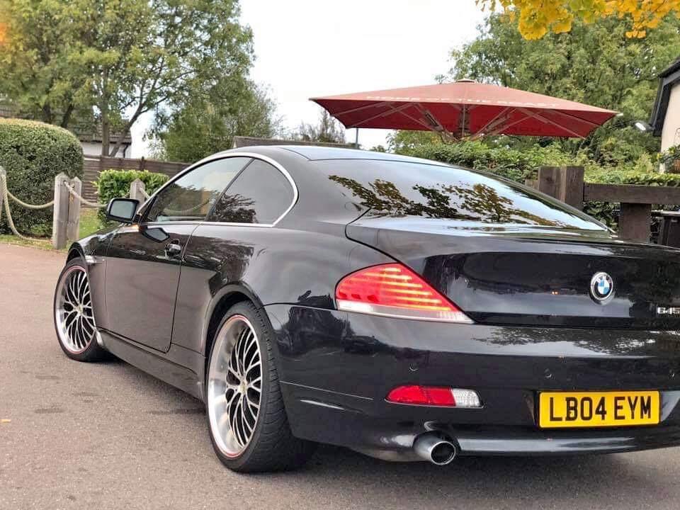 BMW alkatrészek - BMW E63 645CI - Carbon Car Center Kft. Békéscsaba 003