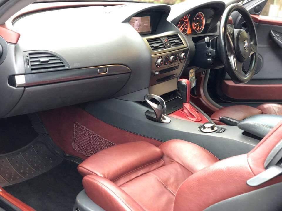 BMW alkatrészek - BMW E63 645CI - Ülés, kárpit - Carbon Car Center Kft. Békéscsaba 005