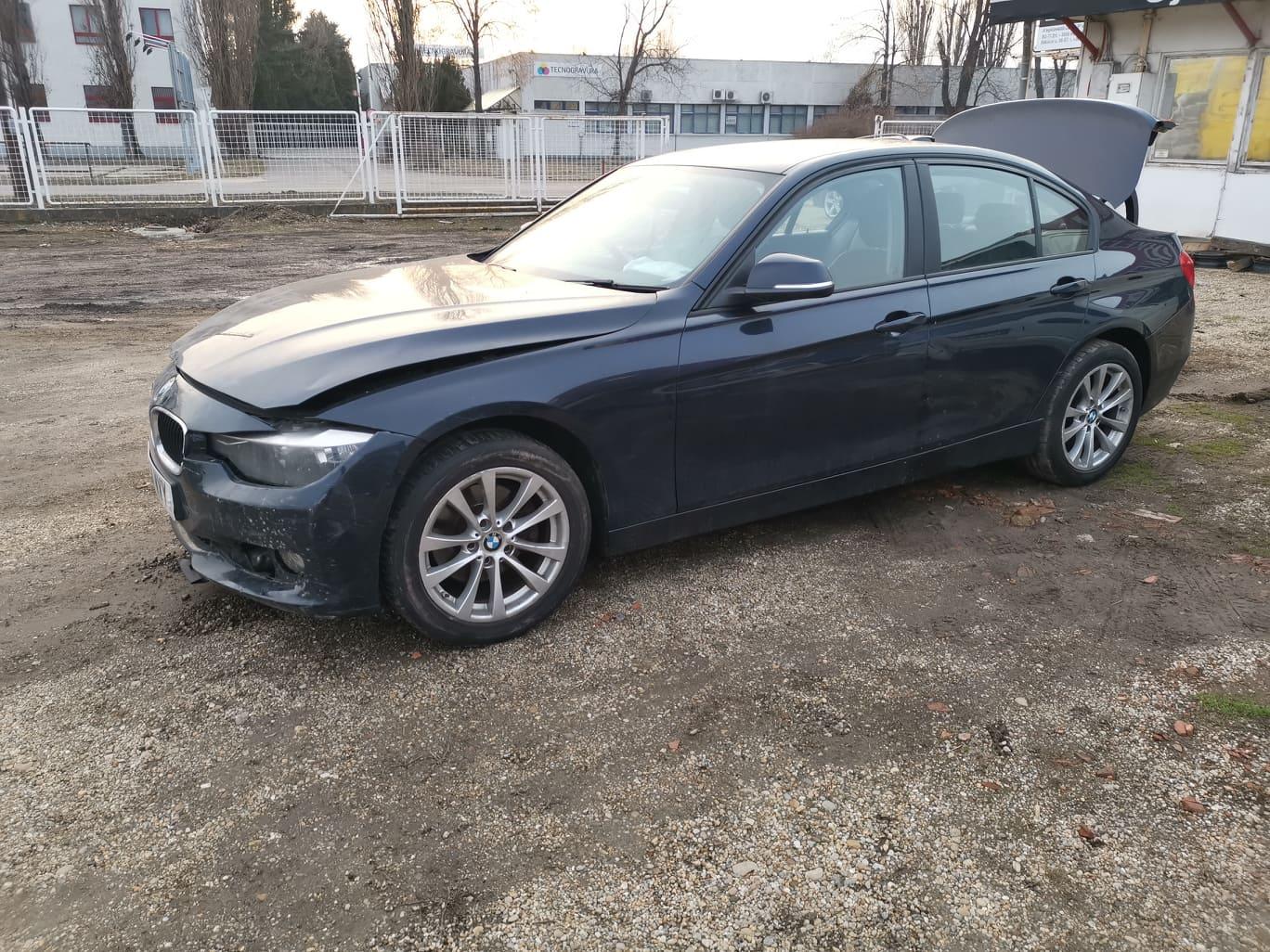 BMW alkatrészek - BMW F30 320D - Autó - Carbon Car Center Kft. Békéscsaba 012