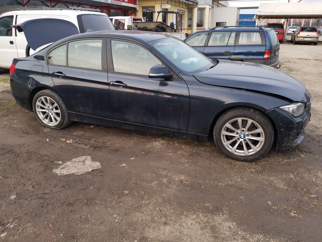 BMW alkatrészek - BMW F30 320D - Autó - Carbon Car Center Kft. Békéscsaba 015