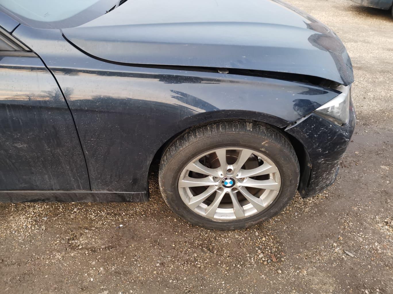 BMW alkatrészek - BMW F30 320D - Carbon Car Center Kft. Békéscsaba 013