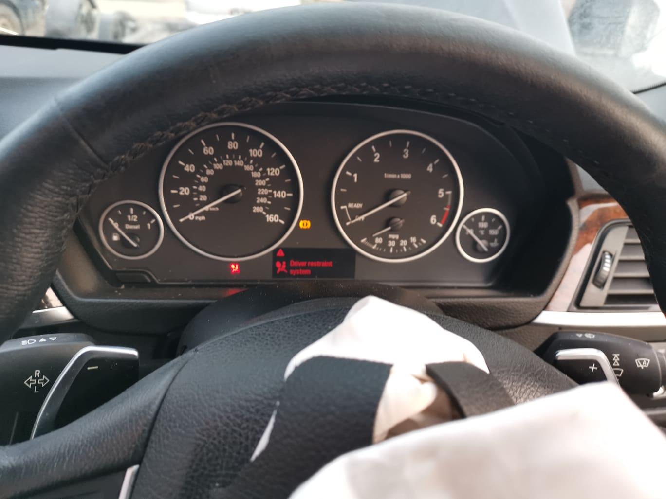 BMW alkatrészek - BMW F30 320D - Carbon Car Center Kft. Békéscsaba 020