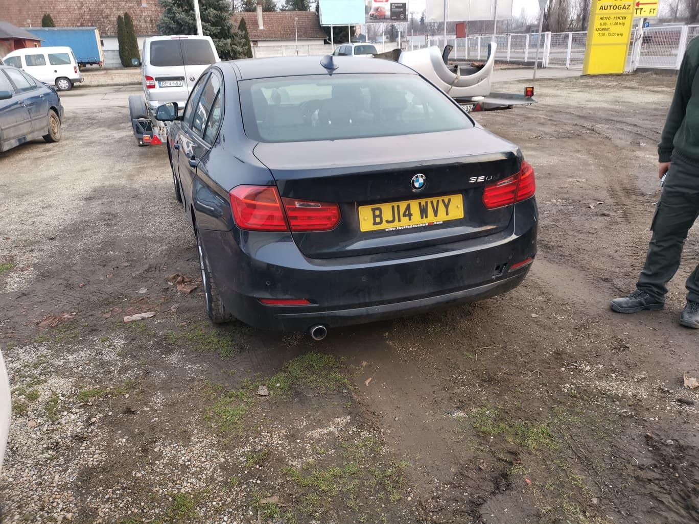 BMW alkatrészek - BMW F30 320D - Carbon Car Center Kft. Békéscsaba 026