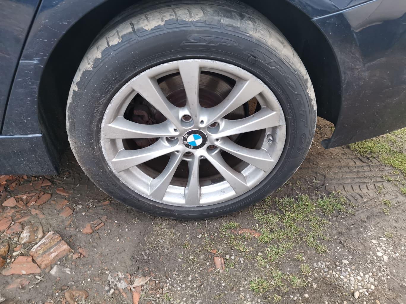 BMW alkatrészek - BMW F30 320D - Kerék, felni - Carbon Car Center Kft. Békéscsaba 025