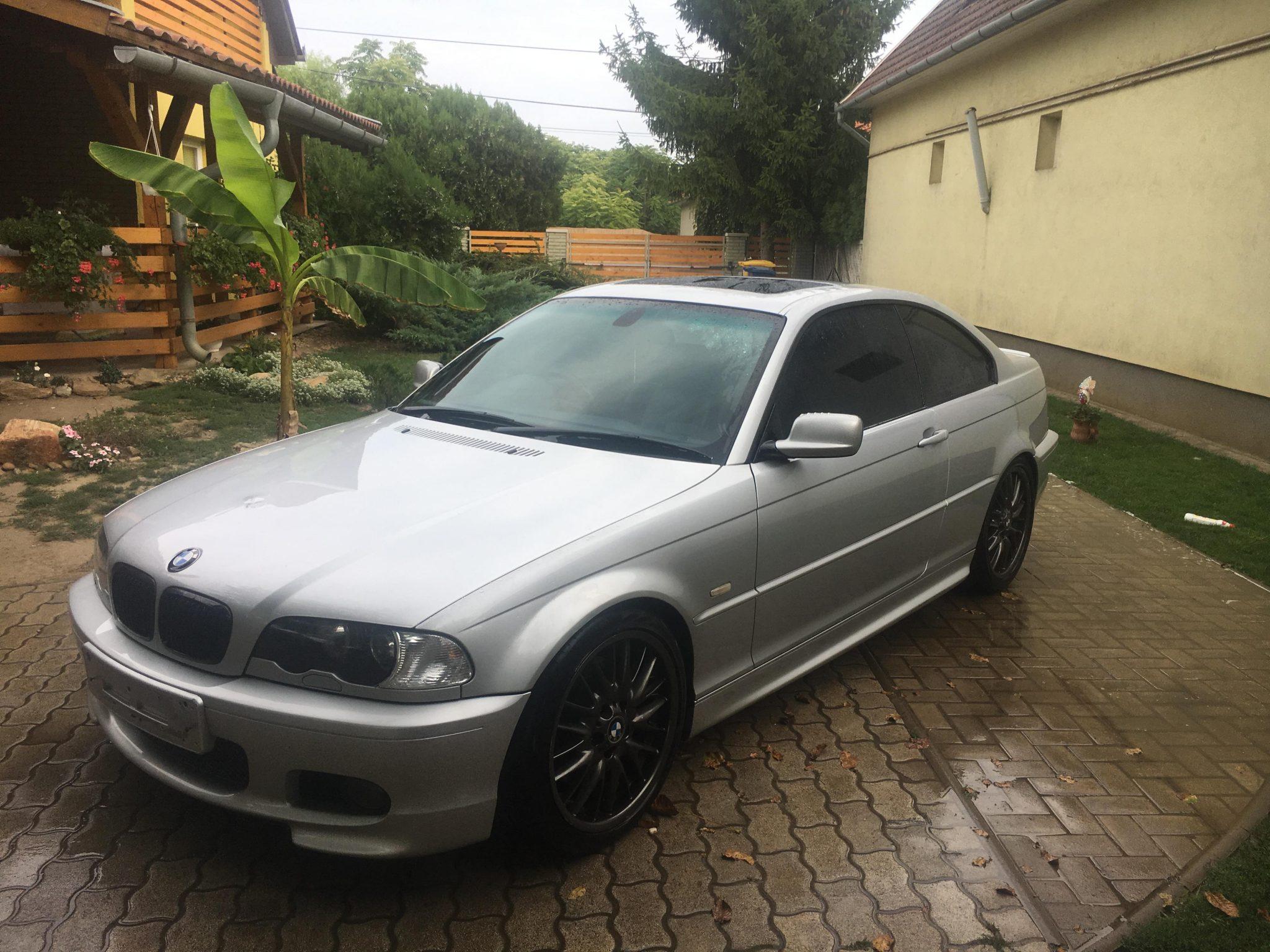 BMW E46 330ci alkatrészek Carbon Car Center Kft Békéscsaba 2