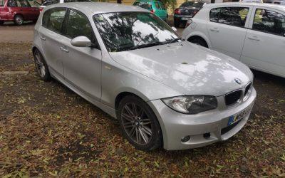 BMW E87 118d lci