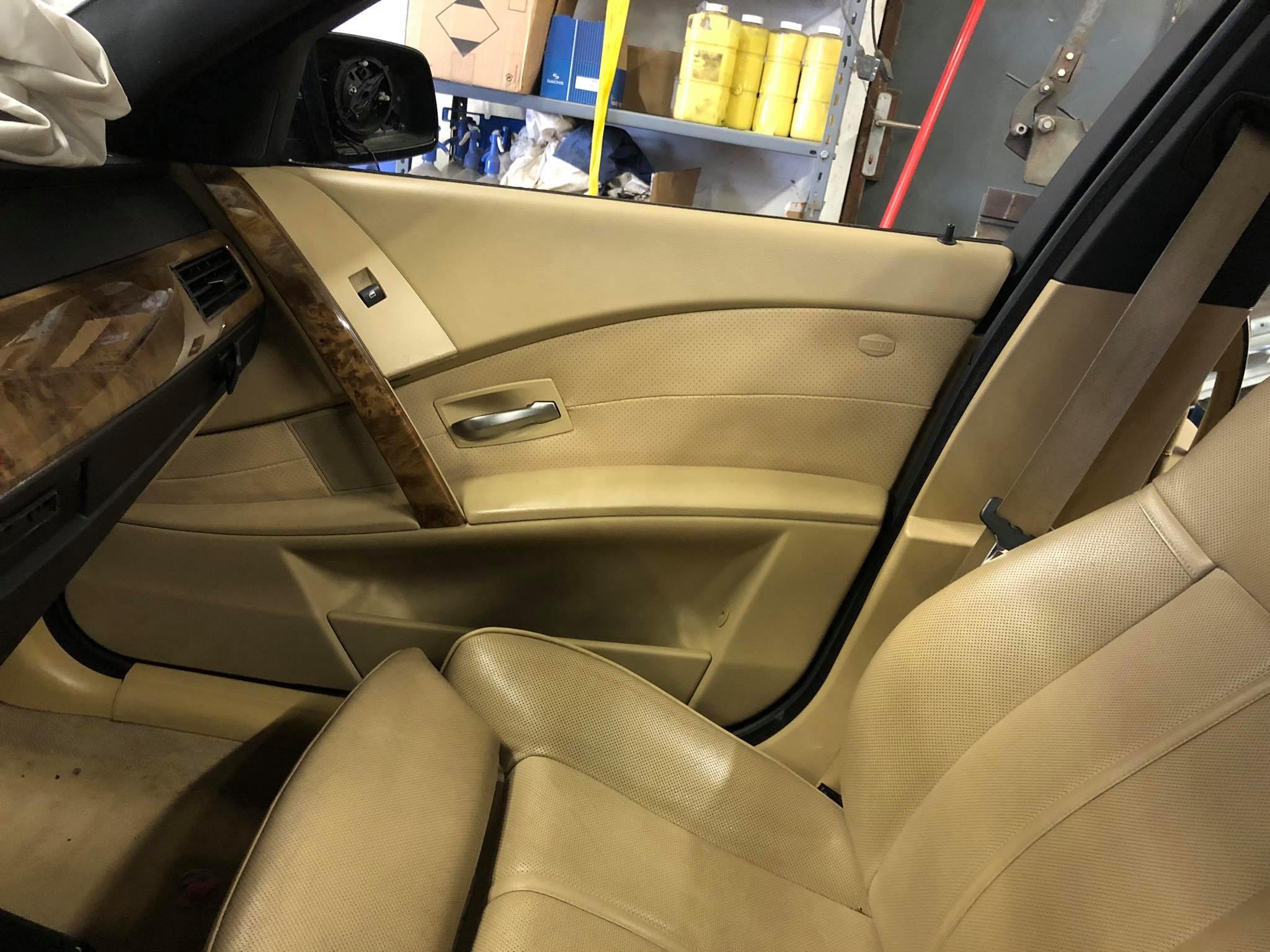 BMW alkatrész E61 330d Carbon Car Center Kft Békéscsaba-8