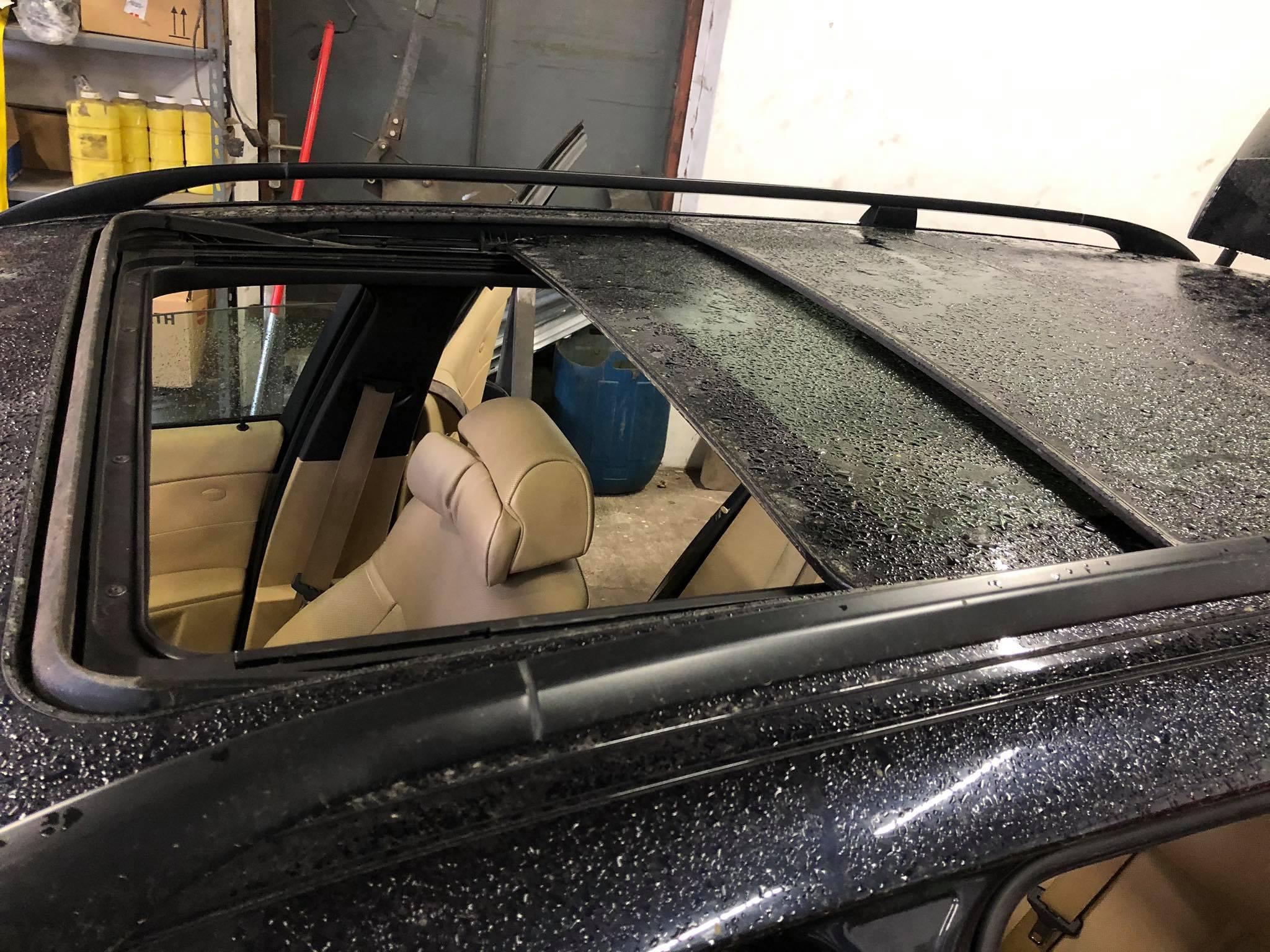 BMW alkatrész E61 330d Carbon Car Center Kft Békéscsaba-13