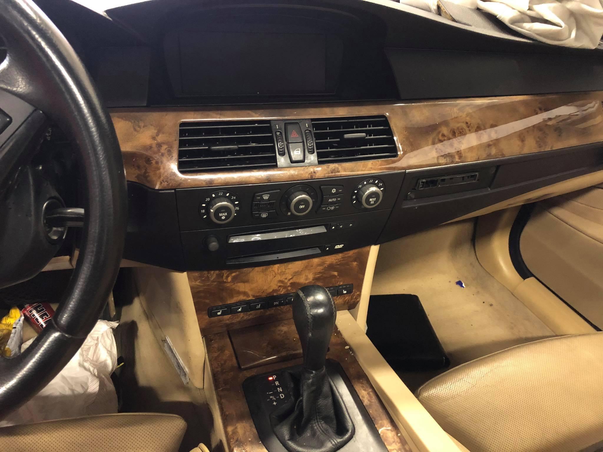 BMW alkatrész E61 330d Carbon Car Center Kft Békéscsaba-5