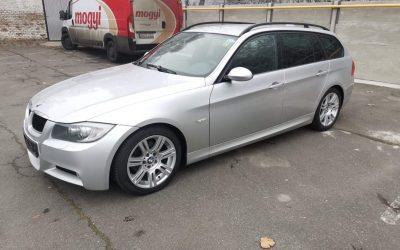 BMW E91 320d gyári M sport