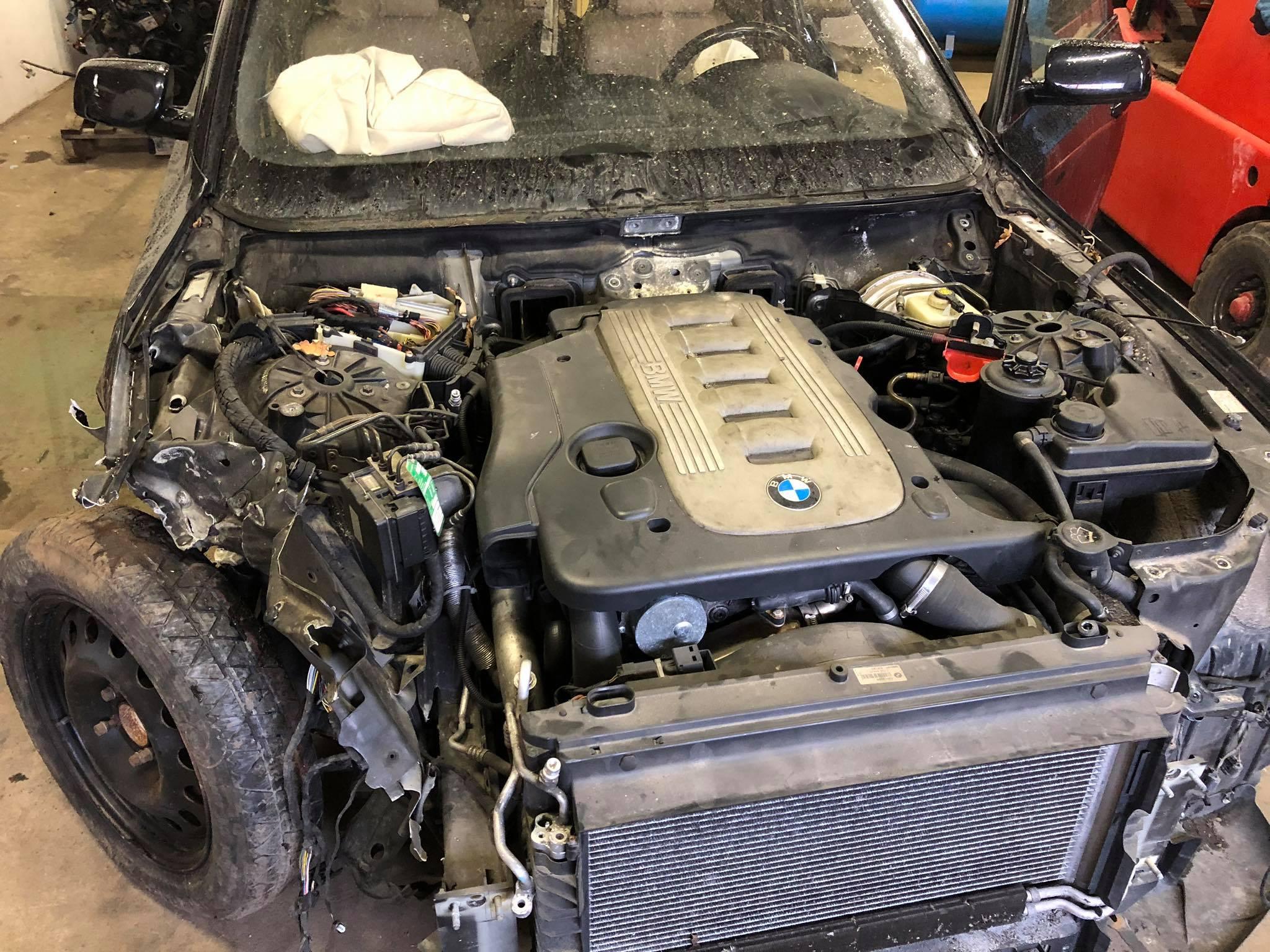 BMW alkatrész E61 330d Carbon Car Center Kft Békéscsaba-20