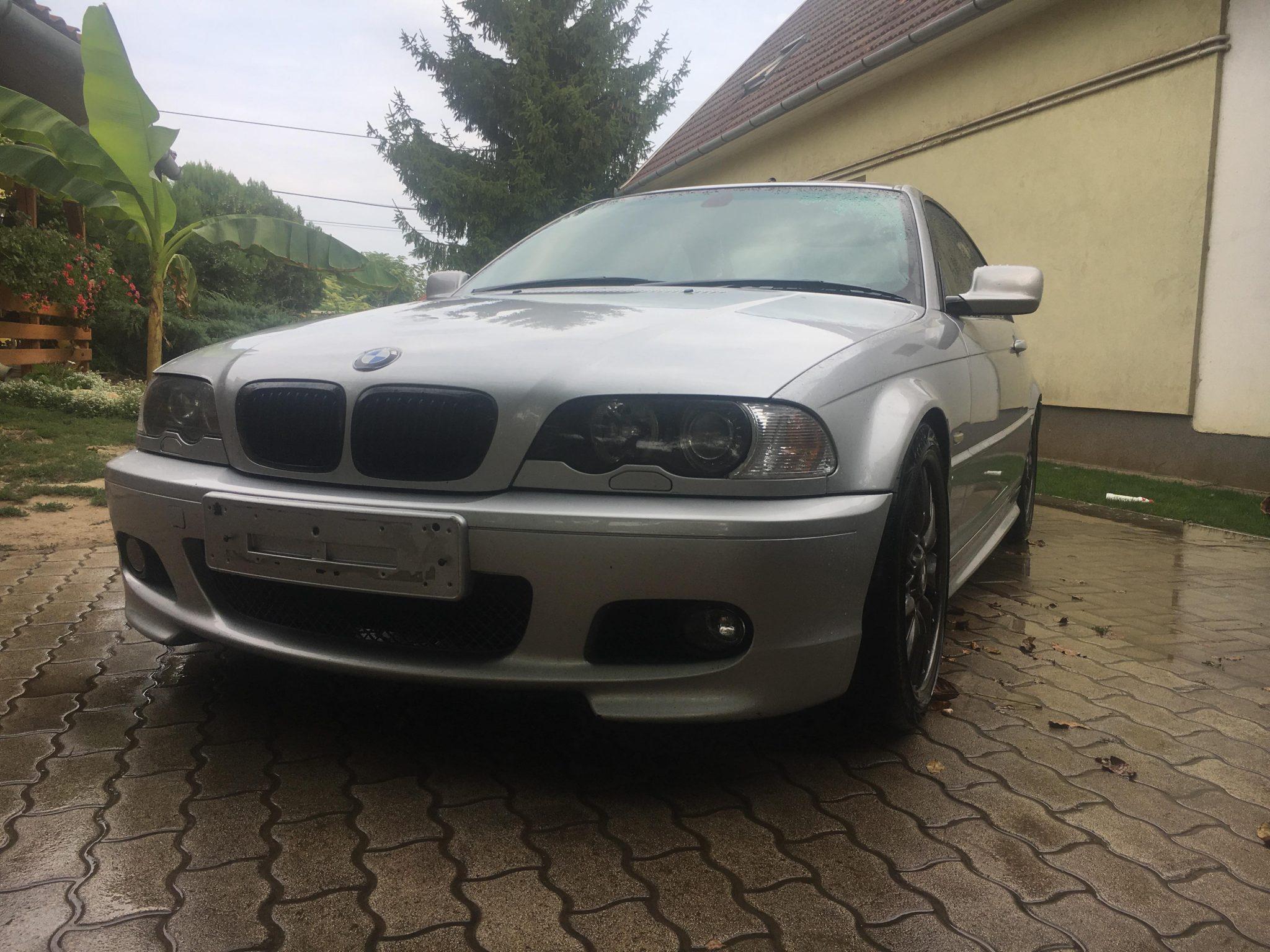 BMW E46 330ci alkatrészek Carbon Car Center Kft Békéscsaba-6