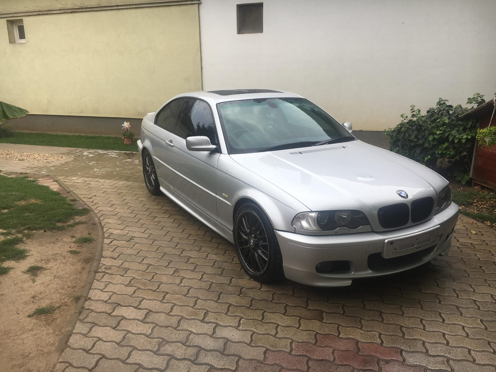 BMW E46 330ci alkatrészek Carbon Car Center Kft Békéscsaba-4