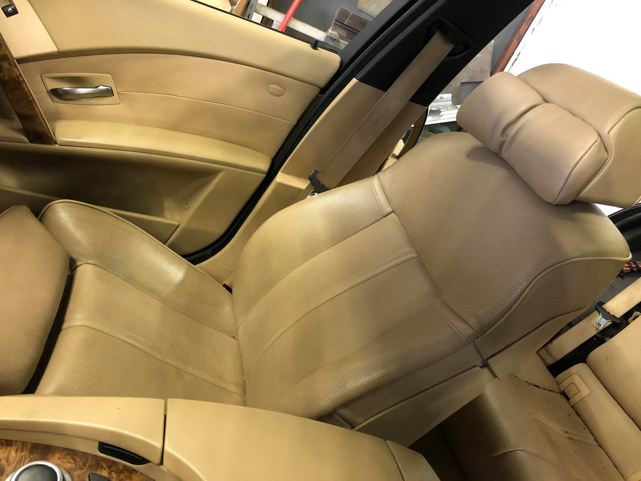 BMW alkatrész E61 330d Carbon Car Center Kft Békéscsaba-6