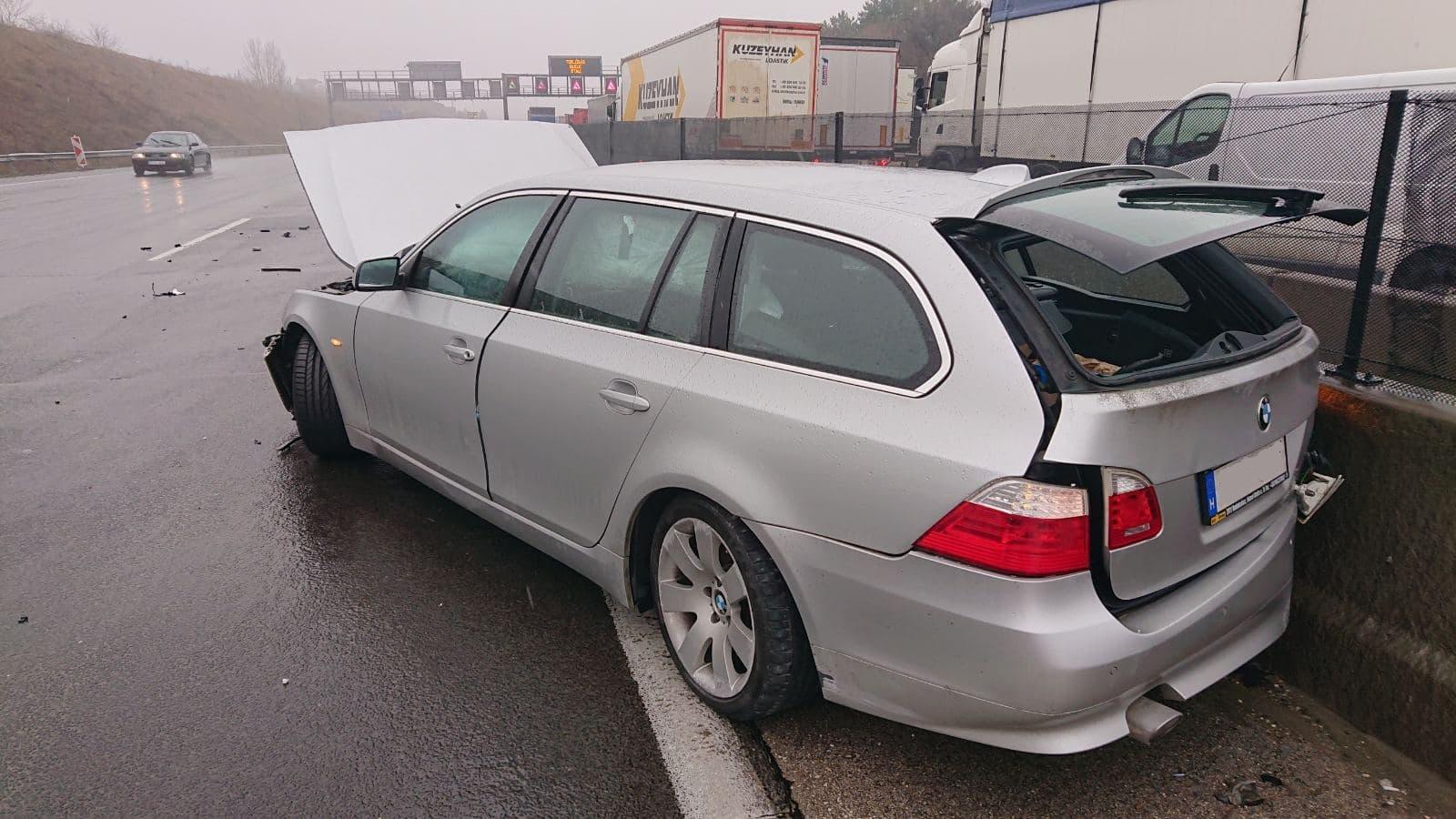 BMW alkatrész E61 520d Carbon Car Center Kft Bekescsaba-02
