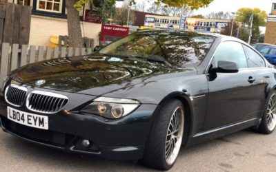 BMW E63 645CI
