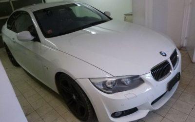 BMW E92 lci 335d