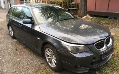 BMW E61 535D