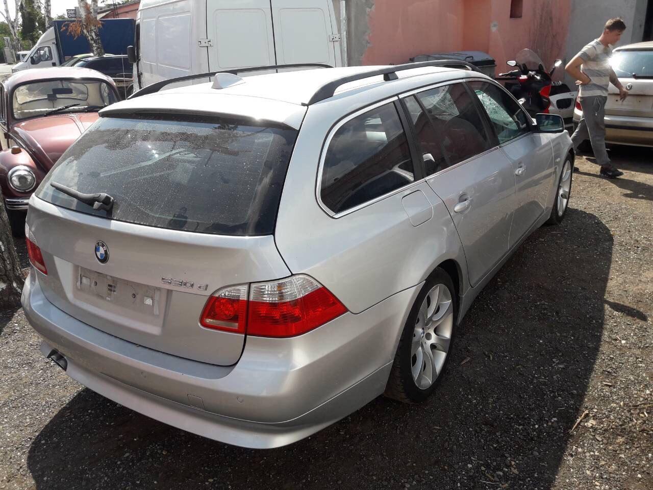 BMW E61 530D Carbon Car Center 6