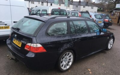 BMW E61 530D