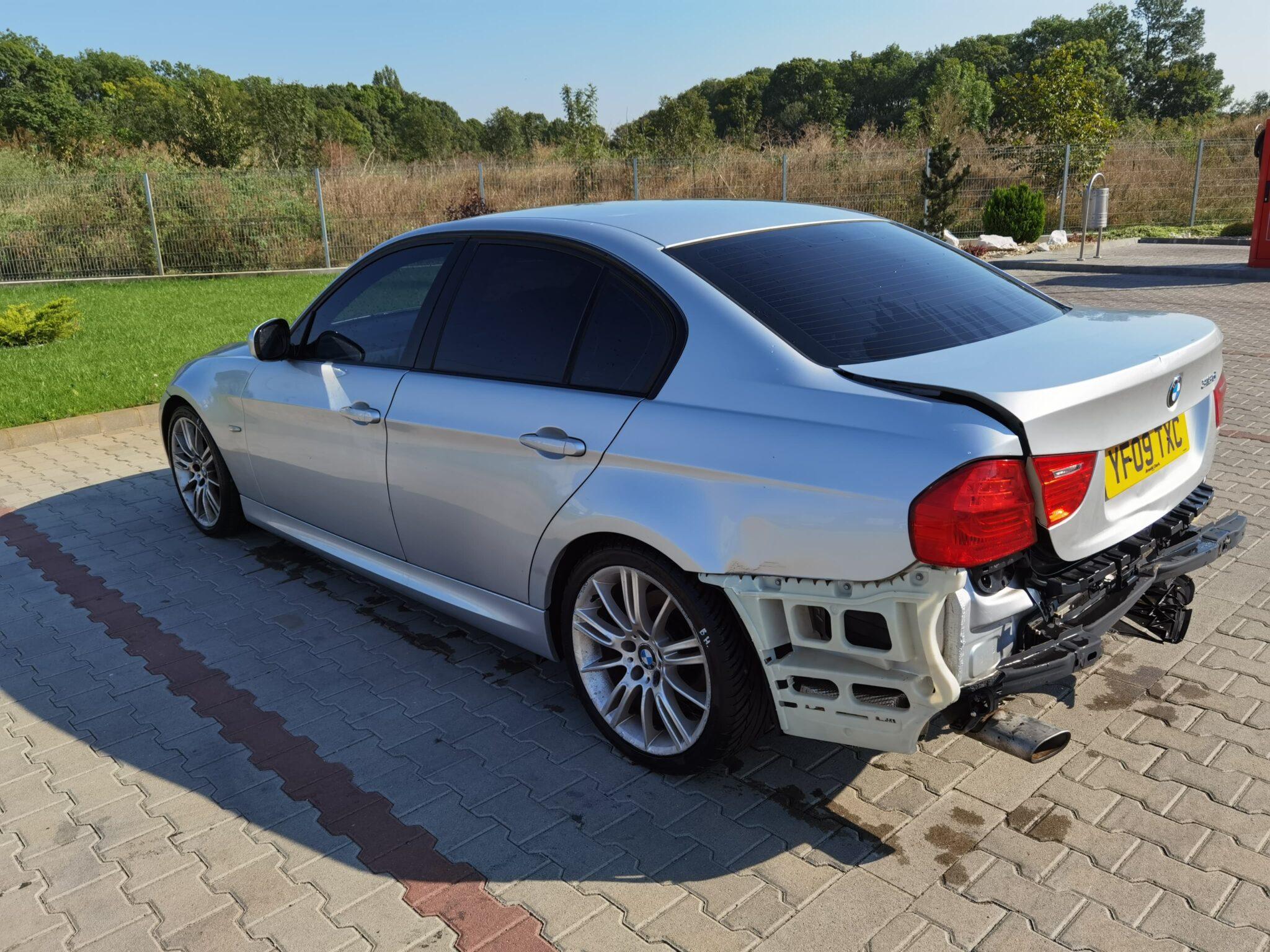 BMW E90 lci 318d Carbon Car Center Békéscsaba-6