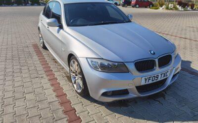 BMW E90 318d lci