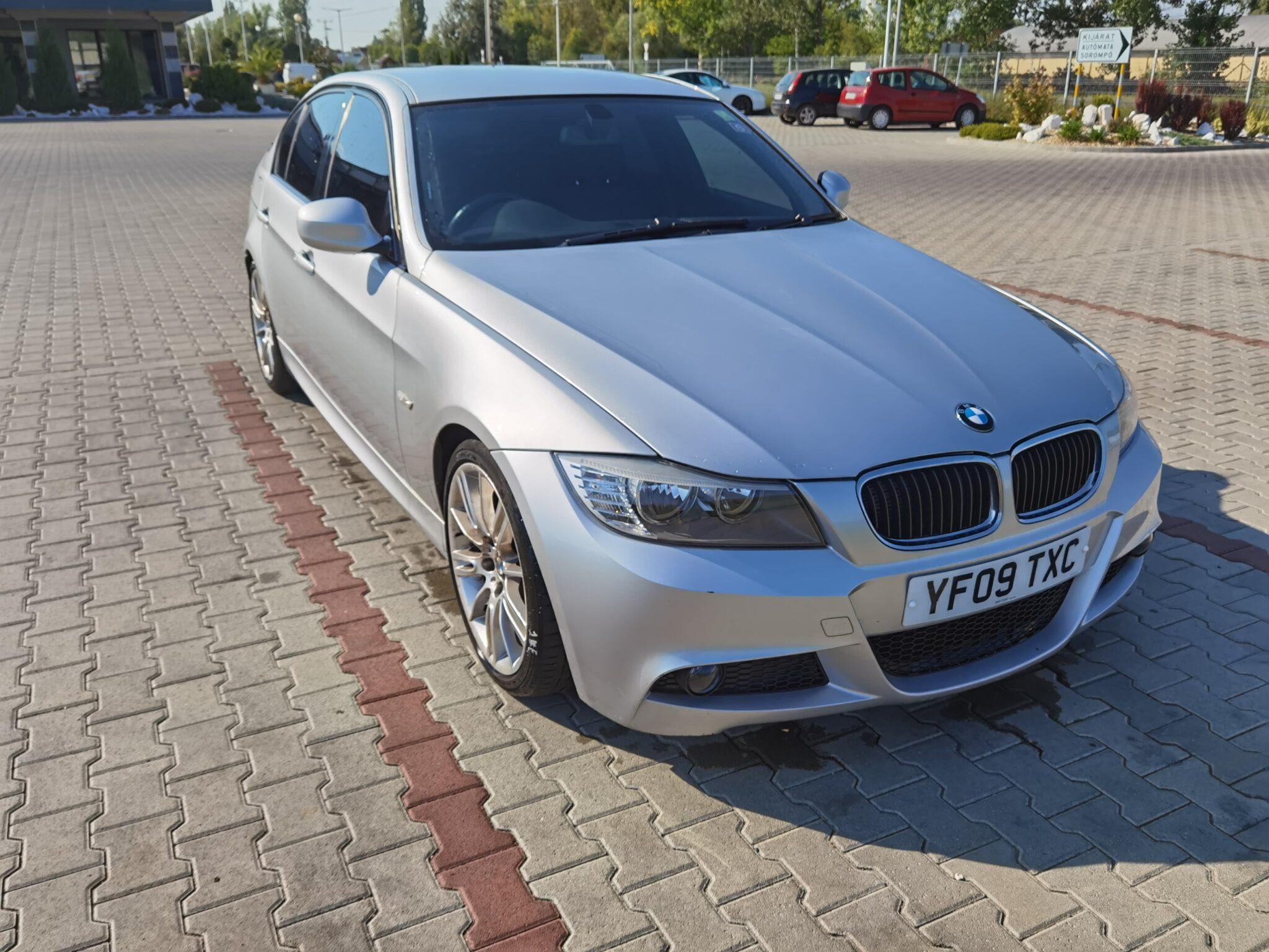 BMW E90 lci 318d Carbon Car Center Békéscsaba-2