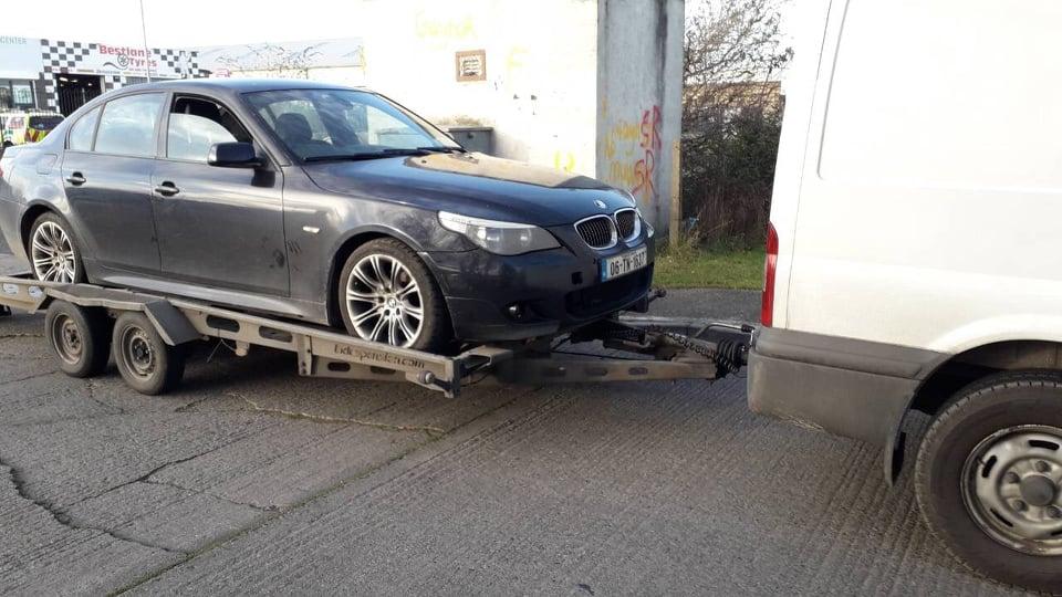 BMW E60 530d Békéscsaba BMW bontó Carbon Car Center-2
