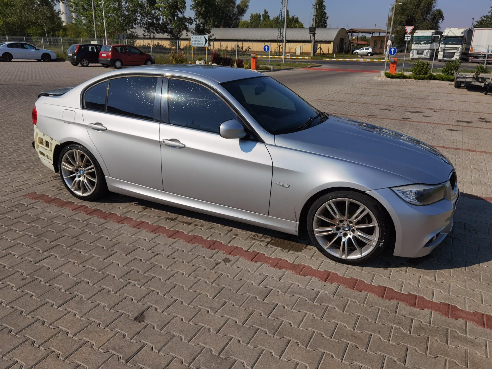 BMW E90 lci 318d Carbon Car Center Békéscsaba-1