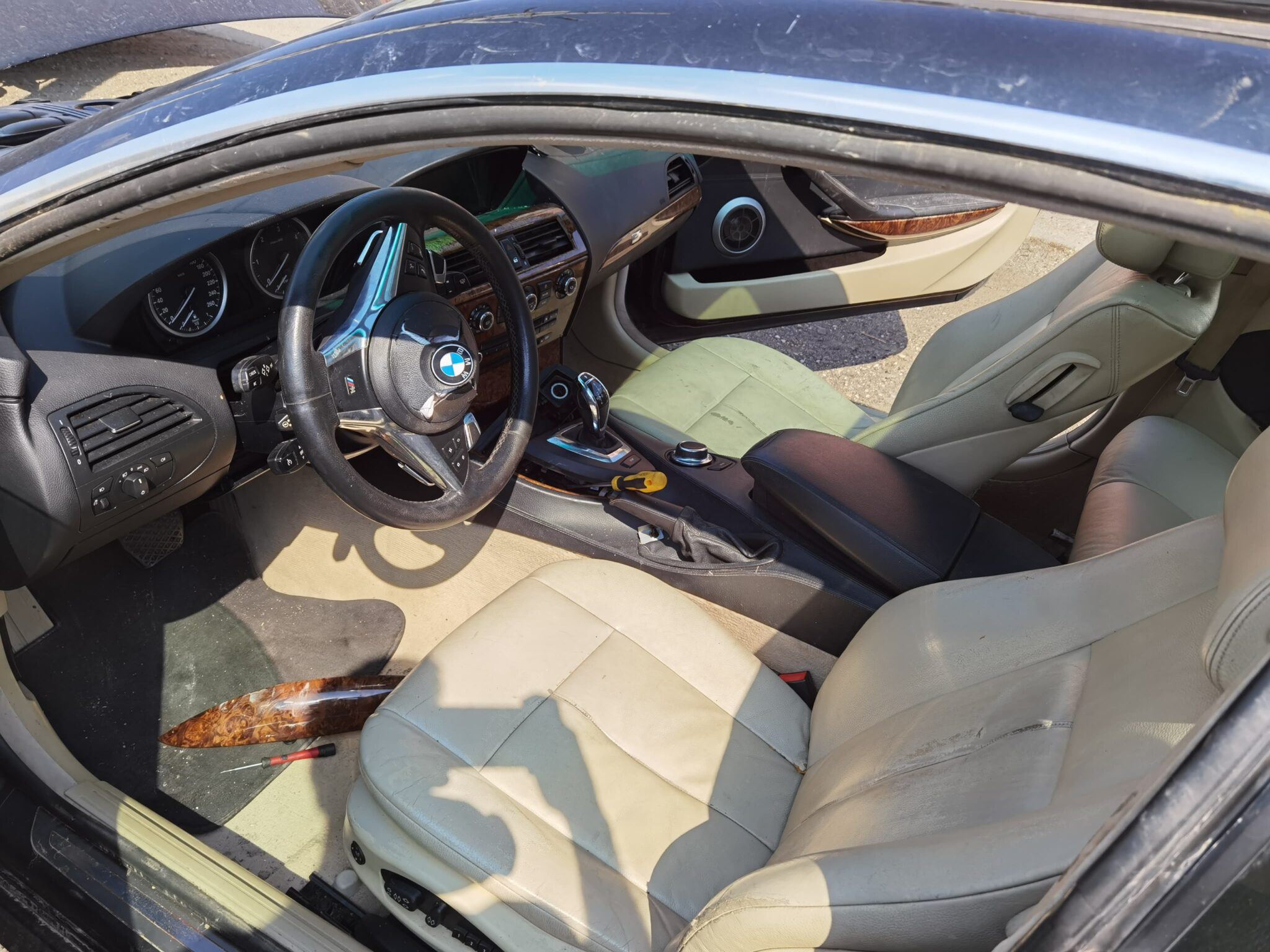 BMW E63 635d lci Carbon Car Center Kft. Békéscsaba-7