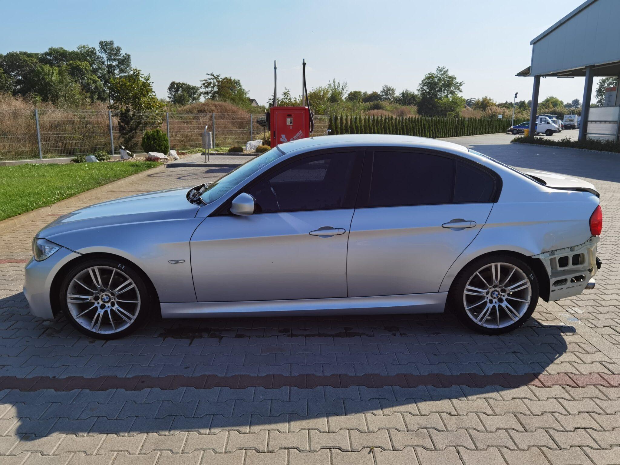 BMW E90 lci 318d Carbon Car Center Békéscsaba-5