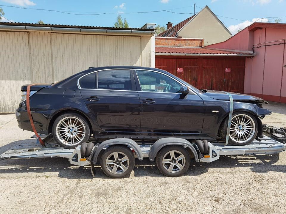BMW E60 535d lci-2