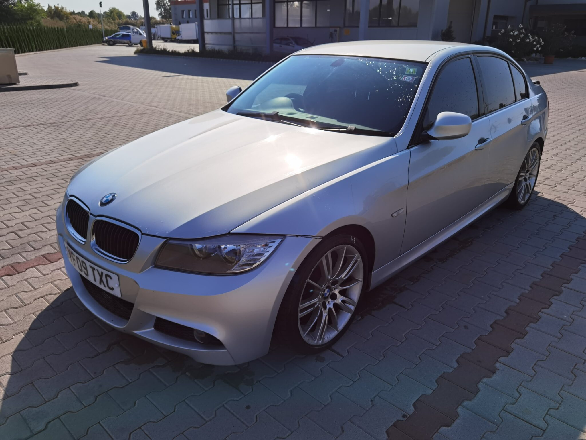 BMW E90 lci 318d Carbon Car Center Békéscsaba-4