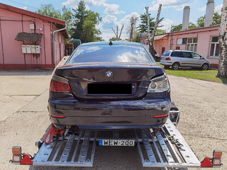 BMW E60 535d lci-7