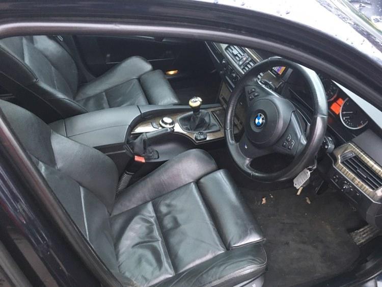 BMW E61 530d BMW bontó Békéscsaba Carbon Car Center Kft. Magyarország BMW autóbontója-6