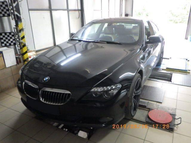 BMW E63 635d lci Carbon Car Center Kft. Békéscsaba-2